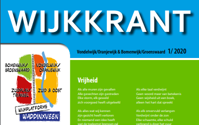 Herenboeren Groene Hart in Wijkkrant Waddinxveen