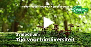 Nederlandse Actieagenda voor Biodiversiteit aangeboden aan demissionair minister Schouten
