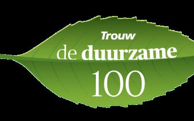 Herenboeren op 8e plaats in Trouw Duurzame 100 2021